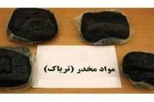 16 کیلوگرم تریاک در ورودی شیروان کشف شد