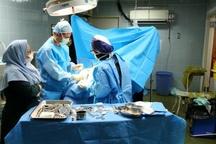 نخستین جراحی مغز و اعصاب در ایذه با موفقیت انجام شد