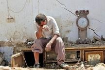 آیت الله سبحانی پول فروش خانه اش را به سیل زدگان اهدا کرد