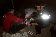 کوهنورد مصدوم در شمال تهران نجات یافت