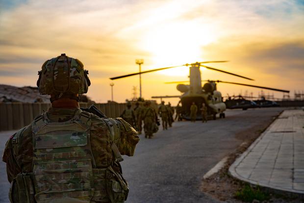 آمریکا: عراق خواسته نیروهایمان بمانند