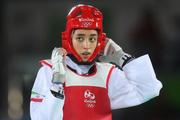 المپیک 2020 توکیو| کیمیا علیزاده با مربی ایرانی در مصاف با ناهید کیانی