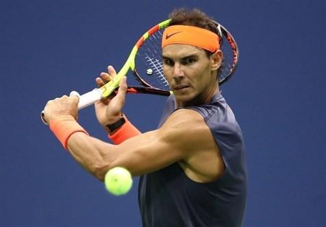 شکست نادال در برابر مرد شماره سه تنیس جهان
