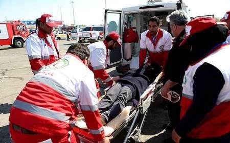 435 مسافر نوروزی در جاده های ارتباطی ایلام دچار حادثه شدند