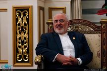 ظریف: عربستان میخواهد این تصویر را القا کند که ما برای آنها یک تهدید محسوب میشویم