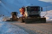 عملیات راهداری زمستانی در ۱۸۵ کیلومتر راههای دامغان انجام شد
