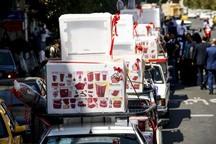 کمیته امداد اندیمشک 71 فقره جهیزیه به نوعروسان اهدا کرد