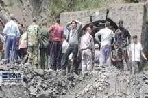 پیکر یک معدنچی آزادشهر برای شناسایی به مرکز آزمایش های تخصصی منتقل شد