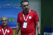 سیدعباسی: تیم ملی والیبال جوانان صغرسن نداشت/ قهرمانی با مربی ایرانی افتخار است