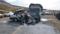 تصادفات جنوب سیستان و بلوچستان حدود ۱۰۰مجروح برجا گذاشت