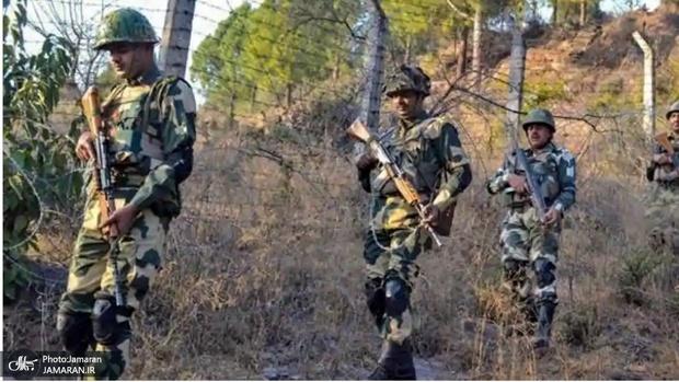 از سرگیری تبادل آتش میان هند و پاکستان