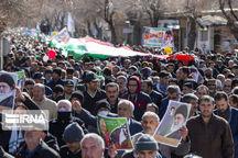 فرماندار کیار:حضور پرشور مردم در راهپیمایی ۲۲ بهمن مقدمه شرکت در انتخابات است