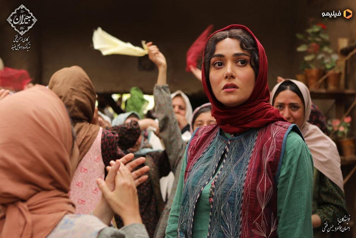 تصاویر جدید از سریال تاریخی «جیران»/ پایان فیلمبرداری در خوانسار و گلپایگان