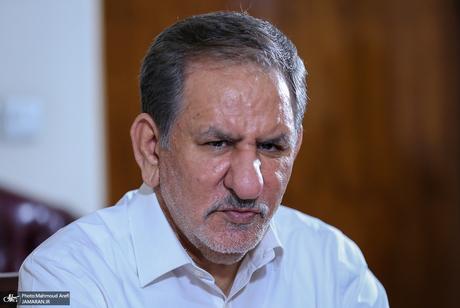 ببینید/ انتقادات کنایه آمیز جهانگیری از مجلس، مجمع تشخیص و مدعیان ریاست جمهوری