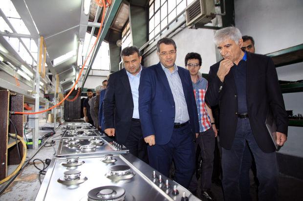 یک مجتمع تولید فولاد در مازندران به مدار تولید برگشت