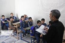 ۱۹ مدرسه گناباد به صورت چند پایه اداره می شود