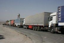 بیش از 157 هزار دستگاه کامیون از مرز بازرگان عبور کرد