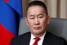 رئیس جمهور مغولستان پس از بازگشت از چین قرنطینه شد