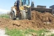 مسیرهای ورودی به مناطق گردشگری شهرستان نیر مسدود شد