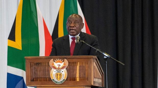 رییس جمهور آفریقای جنوبی به رییسی تبریک گفت