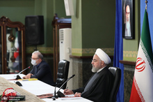 جلسه ستاد ملی مقابله با کرونا - 11 بهمن