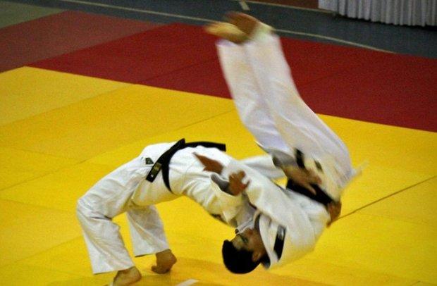 رقابت های جودو بزرگسالان کشور با قهرمانی قم پایان یافت
