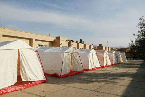 فرماندار سراب: مساجد و مدارس روستاهای زلزلهزده برای اسکان آماده است