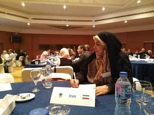 حضور نماینده ایران در اجلاس تسهیلات جهانی محیطزیست