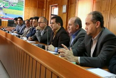 بررسی وضعیت آب شرب روستایی رضوانشهر با حضور مدیرعامل شرکت آبفار گیلان