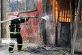 ماموریت آتشنشانی شاهیندژ ۲۵ درصد امسال کاهش یافت