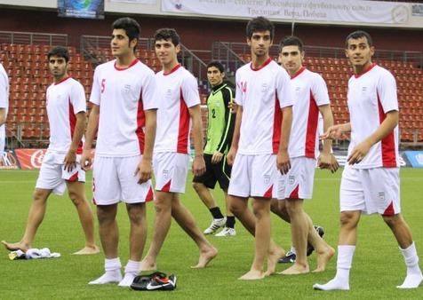 ۳ بازیکن کرونایی تیم ملی فوتبال جوانان اردو را ترک کردند