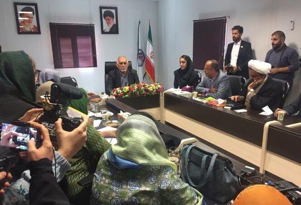 خبرنگاران هندی از یادمانهای فرهنگی و تاریخی شیراز بازدید کردند