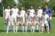 دیدار دوستانه استقلالی ها و سپاهان با تیم ملی جوانان