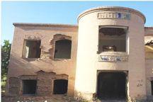 یک خانه باغ تاریخی در سبزوار تخریب شد