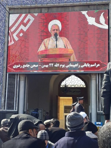 حجت الاسلام سعیدی: انقلاب اسلامی ایران مصداق انقلاب کامل است