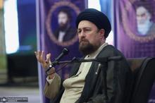 سید حسن خمینی: ایستادگی طالبان مقابل استکبار جهانی نباید ما را ذوق زده کند/ بی توجهی این گروه به «آزادی های فردی» که جزئی از «اسلام ناب» است، فراموش نشود