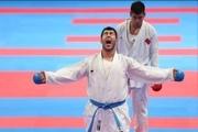 ۴ سهمیه المپیک برای کاراته ایران/ گنج زاده مسافر توکیو شد، پورشیب جا ماند