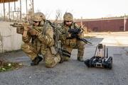 لشگر عقرب ها به کمک ارتش آمریکا می آیند! + تصاویر