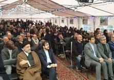 إحیاء ذکرى انتصار الثورة الاسلامیة و الإمام الخمینی فی نوفل لوشاتو