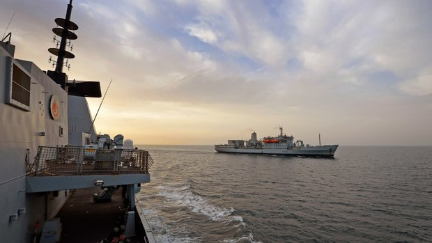 اعزام دومین کشتی جنگی بریتانیا به خلیج فارس
