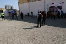 دومین دوره رقابتهای پتانک کارگری استان تهران در پردیس برگزار شد