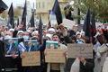 تجمع اعتراضی جمعی از طلاب قم در پی ترور شهید فخری زاده