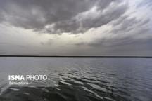 پیش بینی رگبار موقتی باران و رعد وبرق در هرمزگان
