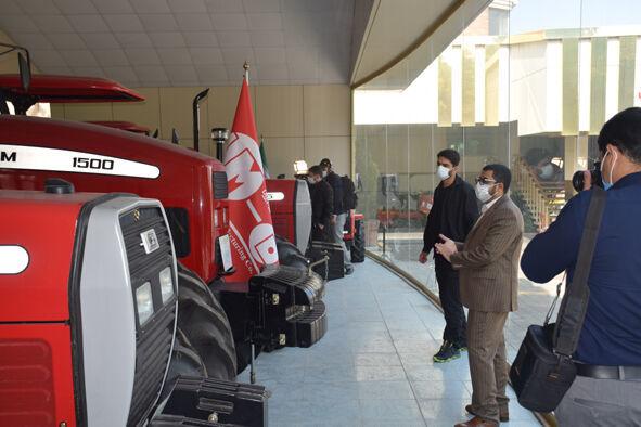 تراکتور ایران به یمن صادر می شود