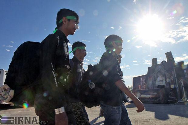 ۱۹۶ هزار زائر ماه محرم از مرز مهران تردد کردند