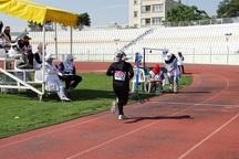 ورزشکار خراسان رضوی، قهرمان دو 400 متر بانوان کشور شد