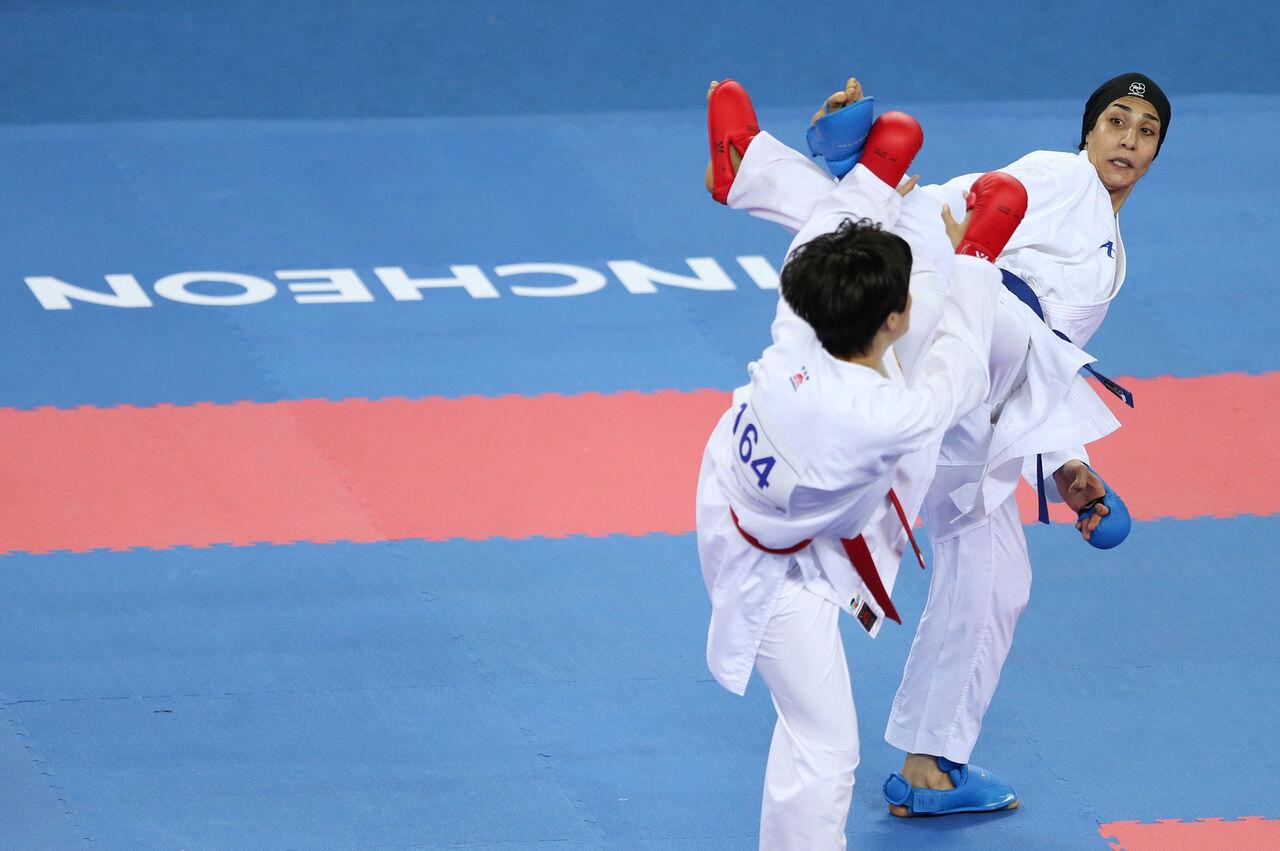 درخشش و حضور ۷ کاراته کار گیلانی در جمع برترین های کاراته وان کشور