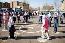 طرح مدرسه شاد در کهگیلویه و بویراحمد اجرا می شود