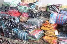 محموله ۲۰۴ میلیون ریالی کالای قاچاق در مرزهای شرقی خراسان رضوی کشف شد