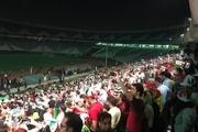 واکنش سازمان لیگ به ایجاد جایگاه خانوادگی در ورزشگاه آزادی